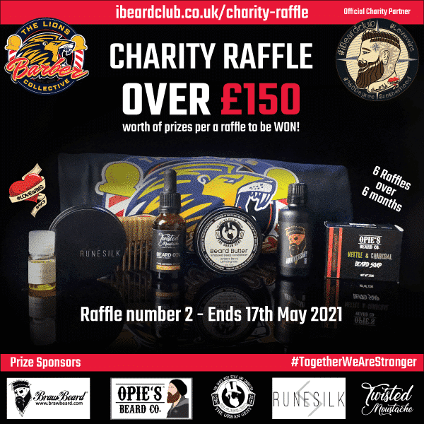 Charity Raffle 17 May