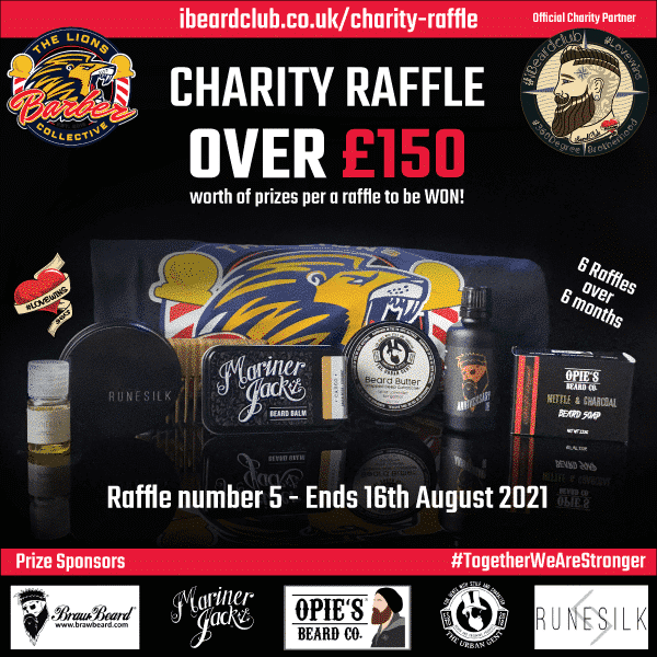 Charity Raffle 16 August