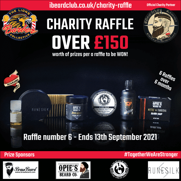 Charity Raffle 13 September